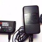 Black & Decker 12v 14.4v 18v Battery Charger electric drill power adapter plug