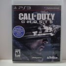 NEW - Call of Duty: Ghosts Sony PlayStation 3 three PS3 game MATURE SHOOTER ONLY