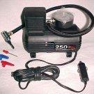 TIRE air PUMP - standard valve bike BICYCLE automobile 12volt electric w/guage