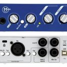 DigiDesign M Box2 Mini - USB computer audio recording interface mixer console