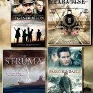 4movie DVD Regeneration,Prisoner of Paradise,STRUMA,Passchendaele,Jonathan PRYCE