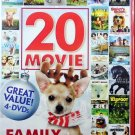 20Movie DVD Emma ROBERTS Camilla BELLE Elisha CUTHBERT Anne ARCHER Ellen BARKIN