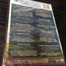 9movie DVD Huckleberry Finn,LASSIE,Tom Sawyer,Ron HOWARD Helen HUNT May ROBSON