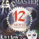 12movie DVD Puppet Master,Killjoy,Nita TALBOT Chandra WEST Erica SHAFFER,RETRO