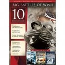 10doc DVD STALINGRAD,NORMANDY,PEARL HARBOR,MOSCOW,BRITIAN,FRANCE,BERLIN,ITALY