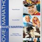 5movie DVD Steve MARTIN,Bowfinger,Parenthood,Housesitter,Goldie HAWN Dana DELANY