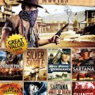 8movie DVD Man Pride Vengance,UNHOLY FOUR,SARTANA,SHANGO,Tina AUMONT Franco NERO