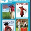 4movie DVD Sarah Jessica PARKER Steve MARTIN Dan AYKROYD Phil HARTMAN Ruby DEE