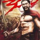 300 DVD FS Gerard BUTLER Rodrigo SANTORO Xerxes Persia Sparta Thermopylae battle
