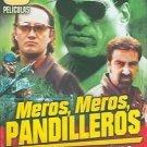 6movie DVD LOS COMMANDOS DELINCUENTES Agustin BERNAL Jorge ALDAMA Pedro VALMEN