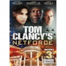 4movie DVD CCH POUNDER,NETFORCE,Code Name DANCER,Sandra BULLOCK Cate CAPSHAW