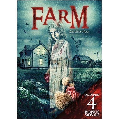 4Movie color DVD OMINOUS,MEADOWOODS,DEADRISE,FARM,Ashley SALAZA Melissa SALINAS