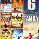 6movie DVD John Ritter,Robert Urich,Joanna Kerns,Reese Witherspoon,Matthew Perry