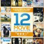 12movie DVD Human Trafficking,Leading Man,Who Loves the Sun,Living in Peril