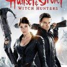 Hansel & Gretel Witch Hunters DVD Jeremy Renner Gemma Arterton