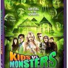 Kids vs Monsters DVD Malcolm MCDOWELL Armand ASSANTE Francesca EASTWOOD