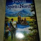 7movie 10hr DVD Lost in the Barrens,Rugged Gold,Vivian SCHILLING Jill EIKENBERRY