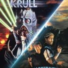 2movie color DVD Krull & Spacehunter Adventures in the Forbidden Zone
