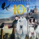 10movie DVD MERLIN,BEASTMASTER,DRAGON QUEST,BLACKBEARD,POSEIDON Tanya ROBERTS