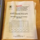 MANUAL ONLY - Smithsonian NSI Microchemistry XM 5000 instruction booklet