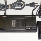 Genuine AC V35 Sony electric battery charger video 8 camcorder ac adapter PSU dc
