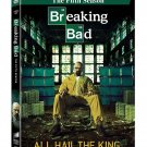 BREAKING BAD fifth Season 5th five DVD Bryan CRANSTON Anna GUNN Aaron PAUL