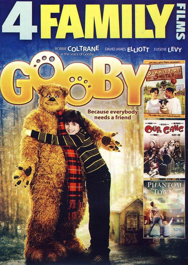 4movie DVD Summertime Switch,Robbie COLTRANE Belinda MONTGOMERY Rider STRONG