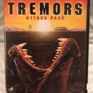4movie DVD TREMORS,AFTERSHOCKS,PERFECTION,Reba MCENTIRE Sara BOTSFORD Lydia LOOK