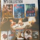 8Movie DVD Devils Daughter,HAND,NETHERWORLD,KillJoy2,Bleeding Rose,VENOM,RITUAL