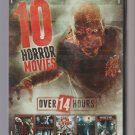 10movie DVD Zombie Dearest,INVISIBLE,Last of the Living,WINDCROFT,Hoboken Hollow