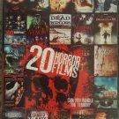 20Movie DVD Shaded Places,VENOM,Doll GraveYard,DOLLMAN,Hells Highway,KEEPSAKE