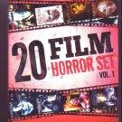 20Movie DVD Live Animals,INSIDE,Night Shadow,MORTUARY,Bloody Mary,Cruel World