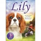4movie DVD LASSIE,Nico Unicorn,Two Bits Pepper,LILY,Elisha CUTHBERT Anne ARCHER