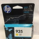 935 YELLOW jaune HP color ink jet printer OfficeJet 6812 6815 PRO 6835 6830 6230