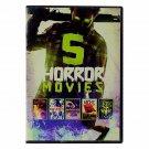 5Movie DVD Katie SWAIN Tara TAYLOR Karrie MACLAINE Tres HANDLEY Samantha JANUS