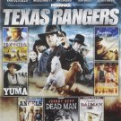 8movie DVD Texas Rangers,PROPOSITION,Dead Man,YUMA,Hooded Angels,Broken Fences