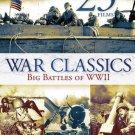 23film DVD documentary Battle of BRITAIN PACIFIC BERLIN STALINGRAD FRANCE ITALY