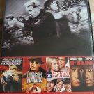 4movie DVD Hollywood Homicide,Lone Star State of Mind,Jaime KING Ellen BARKIN