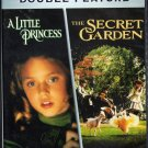 2movie DVD Little Princess,Secret Garden,Eleanor BRON Kate MABERLY Maggie SMITH