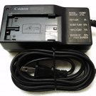 BATTERY CHARGER CANON DM GL1 A 3CCD PRO Mini camcorder plug cord adapter camera