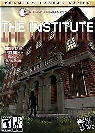 Becky Brogan The Institute Mystery of Meane Manor XP Vista 7 PC Teen Mumbo Jumbo
