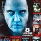8Movie DVD FACULTY,IMMORTALITY,CASTLE FREAK,Reflecting Skin,SUBSPECIES,PROPHECY
