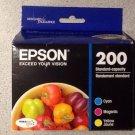 Epson 200 T200520 color ink jet XP 200 300 310 400 410 printer copy scanner