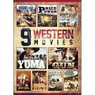 9movie DVD NED BLESSING,WILD WOMEN,GODS GUN and the PULPIT,Death Rides a Horse