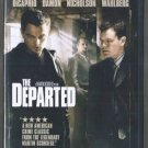 The DEPARTED 151min DVD Vera Farmiga Kristen Dalton Matt Damon Jack Nicholson