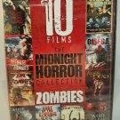 10Movie 14hrs+ DVD OMEGA,Grave Mistake,Awaken Dead,Last of Living,Zombie Dearest