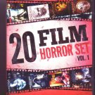 20Movie DVD Marsten Manor,CRUSED,Bungalow of Damned,DARKNESS,Paranormal Entity