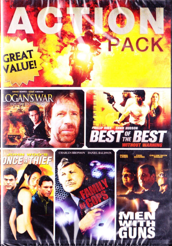 10movie DVD John Woo ONCE a THIEF,Phillip RHEE Ernie HUDSON Paul SORVINO,STORM