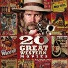 20movie DVD Leif GARRETT Lee VanCLEEF Robert STACK,PRESTON,STERLING Steve FOREST