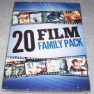 20movie 29h DVD Wilderness Love,Stanleys Gig,Month by the Lake,Efficiency Expert